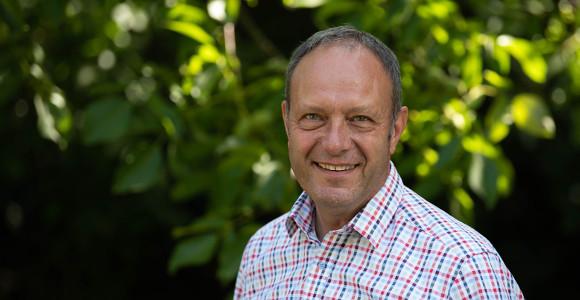 Pfarrer Klaus Völkl