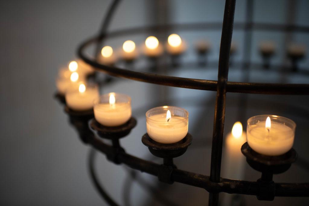 Kerzenhalter Christuskirche