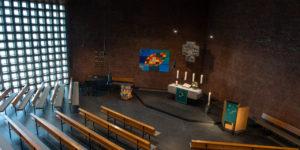 Pauluskirche Innenraum