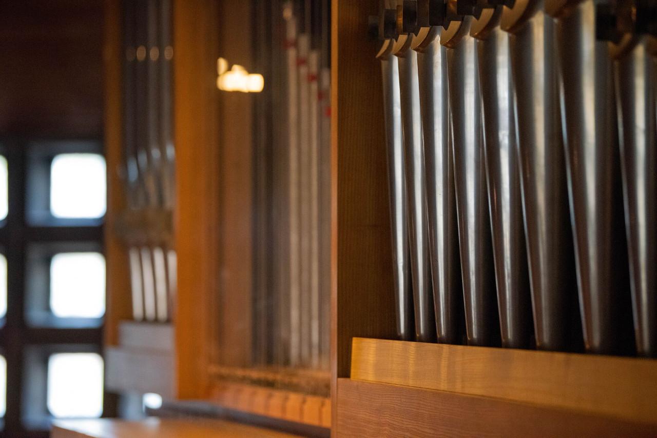 Pauluskirche Orgel
