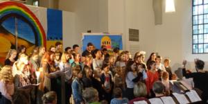 Musical-Gottesdienst, Oktober 2019, Foto: Klaus P. Greschok