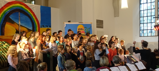 Read more about the article Impressionen vom Musical-Gottesdienst