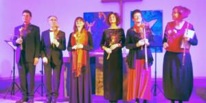 """Geistliches Konzert """"Ich harrete des Herrn"""" – Christuskirche am 3. November 2019 - Foto: Thomas Kaltenbrunner"""