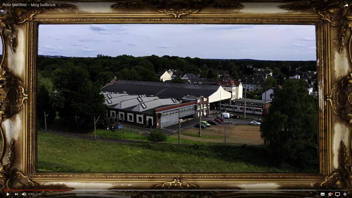 """Bild aus dem Musikvideo """"Ming Dellbröck"""" von Peter Mehlfeld (https://www.youtube.com/watch?v=WAWpsm_8g-k)"""