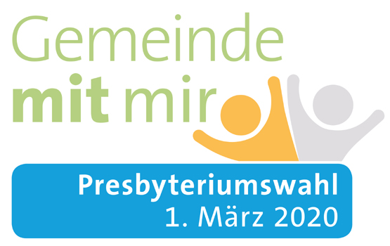 Logo Presbyteriumswahl
