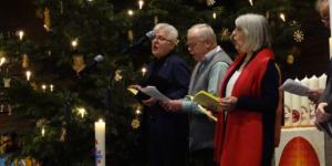 Ökumenische Vesper und Neujahrsempfang in der Pauluskirche am 19.01.2020, Foto: Malina Claßen