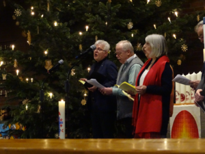 2. Ökumenischer Neujahrsempfang