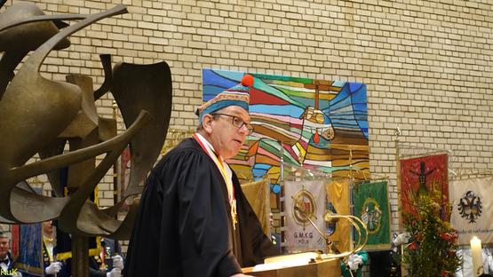 Goddesdeens op Kölsch in der Versöhnungskirche am 16.02.2020, Foto: Katharina Warkentin