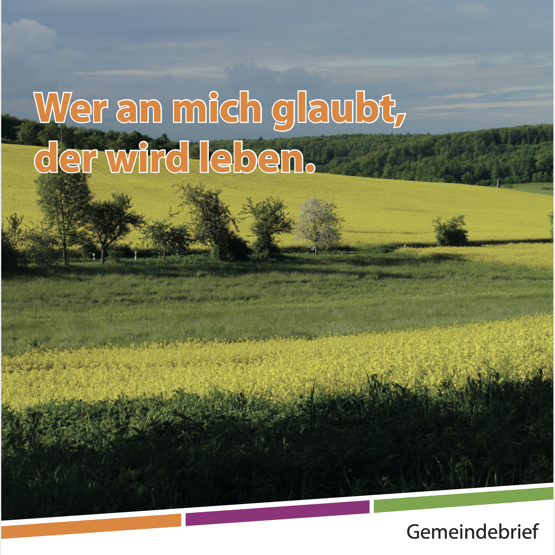 Gemeindebrief 2020-1