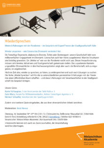 Read more about the article WiederSprechen